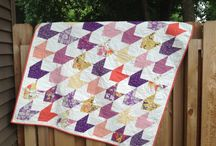 Modern Quilts / Fun, new, creative, colorful quilts / by Sweet Jane's