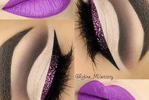 Make-up bal
