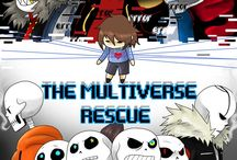 THE MULTIVERSE RESCUR
