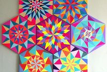 Inspiration - polygon / geometry, polygons