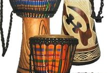 African Musical Instruments / by Roberta