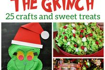 The Grinch party