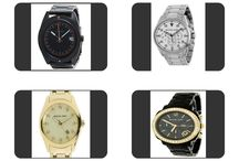 Watch Auction at OneCentChic.com / Tonight you can win 1 of 4 designer watches from Michael Kors and Nixon at 10 PM
