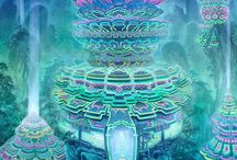visionary art collection by neko