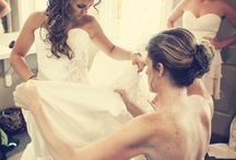 Bridal Hair Ideas / by Amber Scott