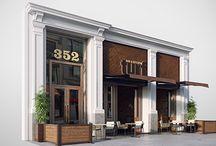 Fineline Interior Design / Fineline Interior Design is an award-winning European design firm specialising in the Interior Architecture and Design of bars, hotels, restaurant & retail venues.