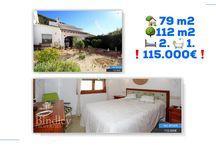 Villas for sale in Benitachell, Costa Blanca.