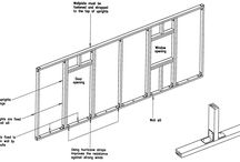 load bearing wall frame