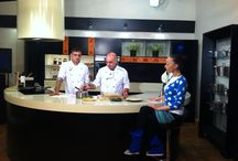 At H2 television, sicilian recipe / blinchik with mushrooms and besciamel