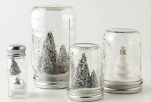 Christmas Decor & DIY / Make your home sparkle this season with festive and fun ideas for party decor and DIY decorations.