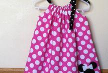 egyszerű kislány ruha