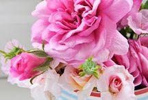 Decorar con flores / by Deco Vintage & Chic