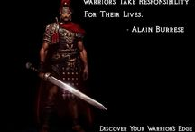 Your Warrior's Edge / Martial Arts and Warrior Philosophy