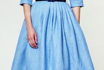 Ladies' clothes sewing patterns