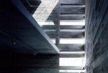 Vs. Light in Architecture