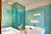 Dream Bathrooms / That perfect bathroom you have always dreamed about.