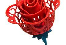 Pretty 3D printed things