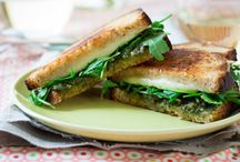 Cabot Grilled Cheese Ideas / by Beverly Oferrall