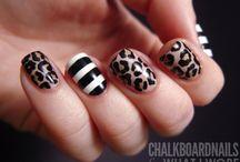 Nails!! / by Rachel McKechnie-Cheese