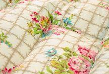 Fabrics and China