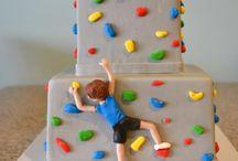 rock climbing bday