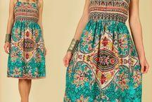 Vintage/ Batik / I love vintage and batik