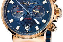Time piece / Luxury watches
