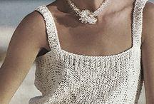 Knitting clothes for summer/Brei klere vir somer