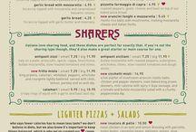 Disseny Menús Restaurants