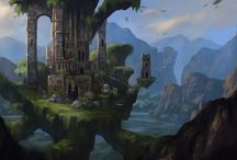 Ancient Fantasy Environment