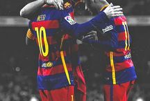 Neymar,Messi and Suarez