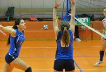III divisione F vs Nettunia 2015-2016 / Scatti della partita fra la III divisione femminile YZ volley ed il Nettunia