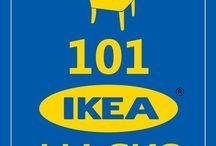 Ikea hacks / Think outside the box