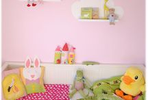 two year girl room