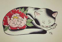 A. My tattoo ideas