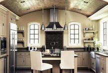 Кухня, столовая / Кухня, столовая
