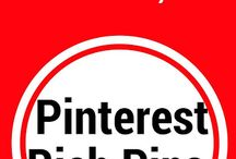 Pinterest Tips Tricks and Info / Want to increase your Pinterest traffic? Looking for tips, tricks and how-tos for Pinterest? Take a look here and follow this board for the best social media tips around :)