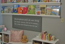Charlottes New Room / by Shannon Totten