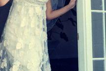 Wedding Dress - Empire / Wedding Dresses EMPIRE, hight waist, Jane-Austen Style