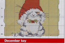Cross stitch and others