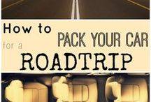 Road Trips / Tips, Tricks & Hacks to have an awesome road trip!