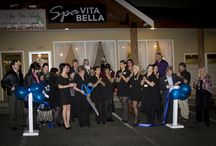 Spa Vita Bella Events / Always staying connected with our clients, networking groups, and community.