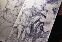 Art Diary - Carnet d'artiste