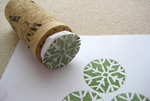 Printing,collage fabric