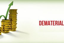 Dematerialise the shares of your company ?