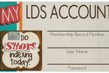 LDS indexing activities