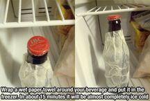 Life Hacks / Crazy good ideas for life's vexes.