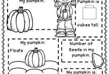 Teaching-Fall & Winter themes