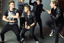 One Direction / LEEYUM , Nialler , Lou , Zayn and Hazza