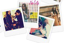 NOLITA S/S 2016 CAMPAIGN / Backstage Polaroids /  Discover Nolita S/S 2016 Backstage Polaroids